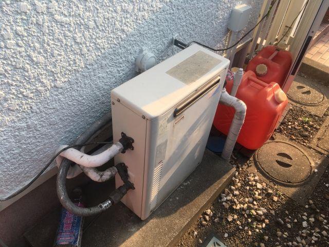 ビルトインガスコンロ ガス給湯器 ガス給湯器交換工事 千葉県浦安市 RS31W27U12DGVW-13A