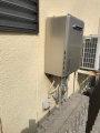 ガス給湯器 ビルトインガスコンロ交換工事 大阪府羽曳野市