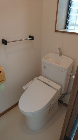 トイレ交換工事 愛知県名古屋市昭和区