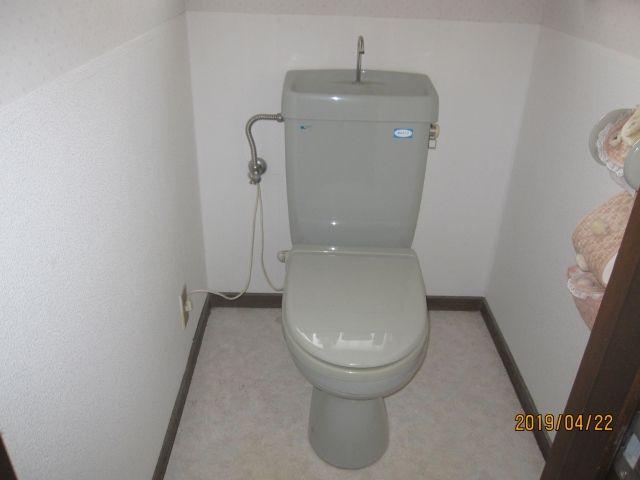 トイレ交換工事 群馬県前橋市 CW-EA22QC-BB7
