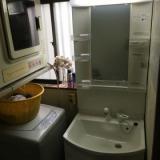 洗面化粧台交換工事 埼玉県川口市 kouji03