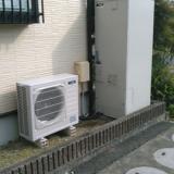エコキュート交換工事 静岡県三島市