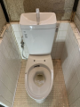 トイレ交換工事 東京都府中市