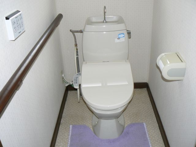 トイレ 2台交換工事 大阪府交野市