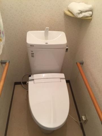 トイレ交換工事 東京都品川区