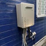 ビルトインガスコンロ ガス給湯器交換工事 神奈川県横浜市旭区