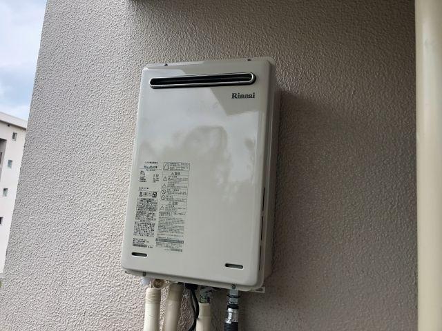ガス給湯器交換工事 RUJ-A2400W-13A
