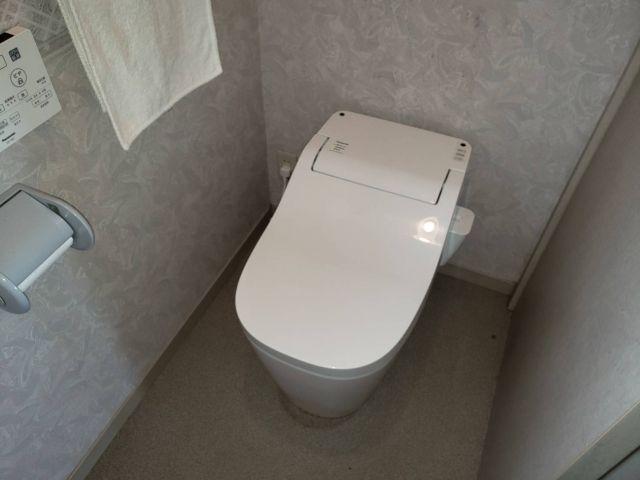 トイレ交換工事 埼玉県大里郡寄居町 XCH1401WS