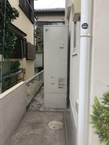 エコキュート交換工事 神奈川県相模原市緑区 EQ46UFV-set