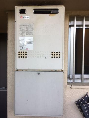 ガス給湯器交換工事 千葉県浦安市 RUF-A1615SAW-B-13A