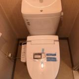 トイレ交換工事 千葉県船橋市 CW-KB21-BW1