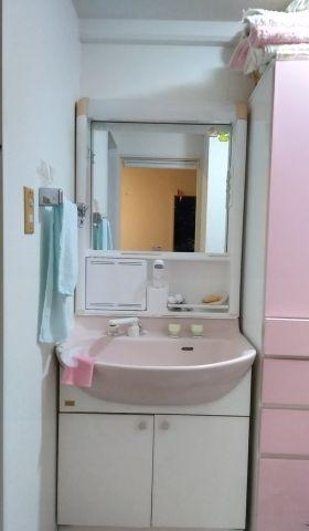 洗面化粧台交換工事 兵庫県神戸市東灘区 LSAB-71CWN1B