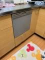 ビルトイン食洗機交換工事 福島県いわき市