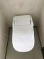 トイレ 洗面化粧台 洗面化粧台交換工事 神奈川県伊勢原市 XCH1401RWS