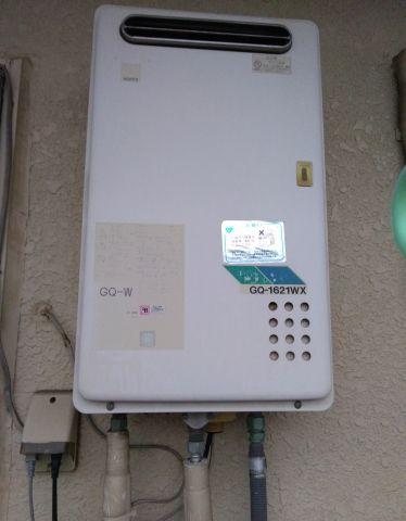 ガス給湯器 瞬間湯沸かし器交換工事 大阪府堺市堺区
