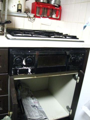 ビルトインガスコンロ交換工事 静岡県熱海市 PD-N34-13A