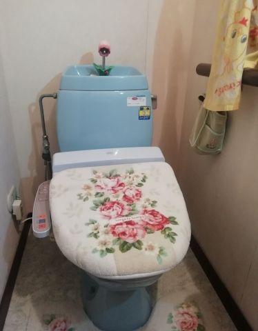 トイレ トイレ交換工事 奈良県橿原市 CW-EA21QC-BN8