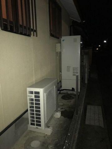 エコキュート交換工事 福島県福島市 EQ37UFHV-set