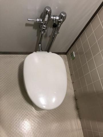 トイレ トイレ交換工事 東京都目黒区 CW-KB21-BW1