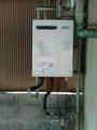 石油給湯器交換工事 静岡県静岡市清水区