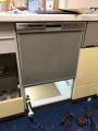 ビルトイン食洗機交換工事 神奈川県横浜市金沢区